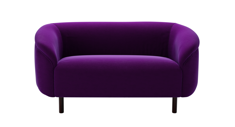 www sofa com caracole white noise ultraviolet ultra violet grayson inside