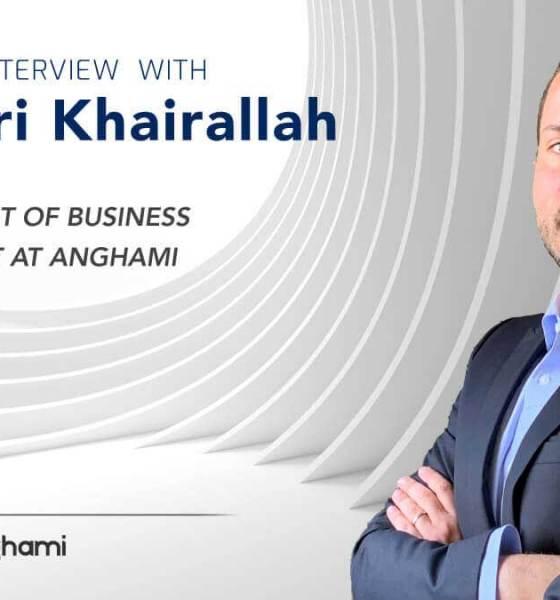 Choucri Khairallah, Anghami Vice President of Business Development