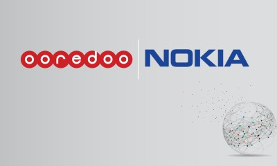 Enhanced 5G services – Ooredoo selects Nokia for cloud-native core network