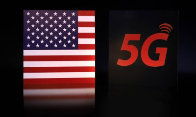 The US White House announced the transfer of federal 5G spectrum to commercial use - new
