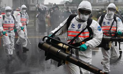 The shining example that is Taiwan's Coronavirus response