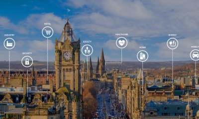 Edinburgh's progressive smart city transformation