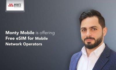 eSIM Monty Mobile