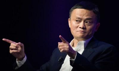 Where is Jack Ma, China's e-commerce pioneer