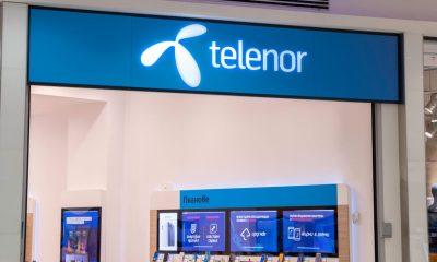Telenor 5g
