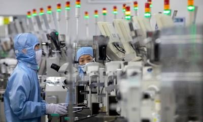 China Semiconductors