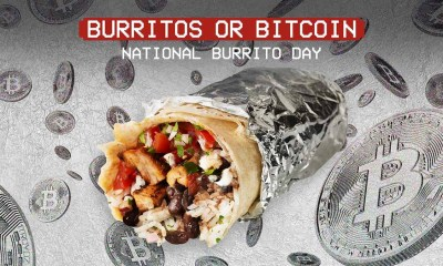 Chipotle Burritos or Bitcoin