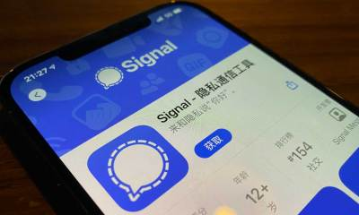 Encrypted messaging app Signal blocked in China