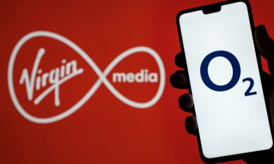 joint venture between VM and O2 UK