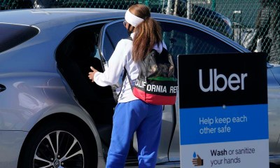 ride-hailing recovers