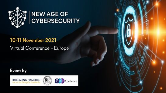 New Age Cyber Promotional Flyer
