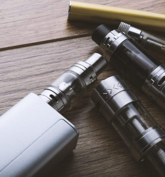 FDA authorizes first e-cigarette, cites benefit for smokers