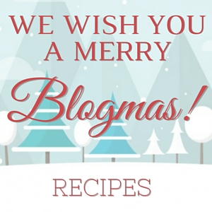 Merry Blogmas Link Party – Recipes