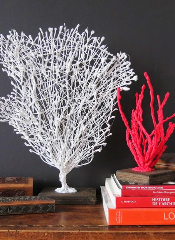 diy coral white 7