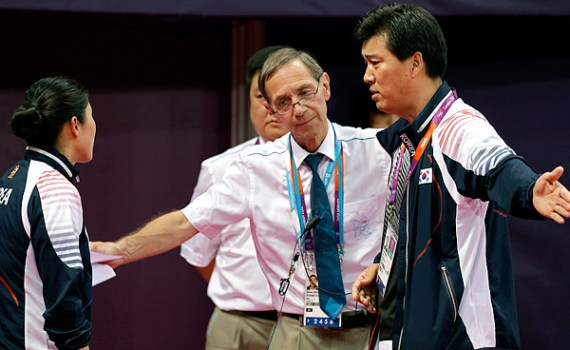 Pelatih Ganda Putri Korea Akan DiPeriksa Oleh Komite Olimpiade