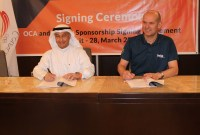 OCA sign deal with sports-floor company Gerflor
