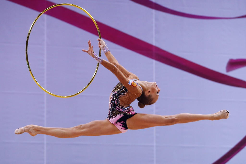 World Champion Kudryavtseva Leads Field At European