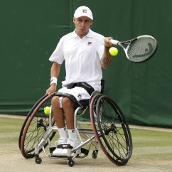 Wheelchair Quad Big Agnes Chair Tennis To Feature At Wimbledon From 2019