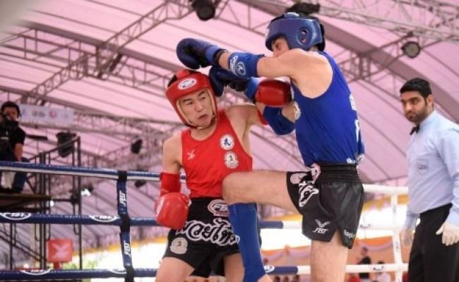 Finalists Determined At 2019 Ifma World Muaythai Championships