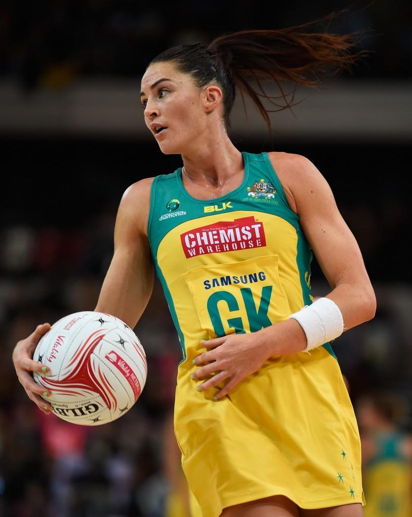 Layton Handed Captaincy Of Australia For Upcoming Netball