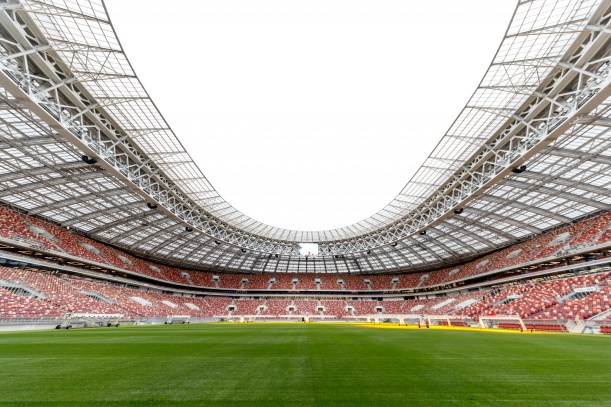 More than 50,000 tickets have been requested for the final, which will take place at the Luzhniki Stadium ©Getty Images