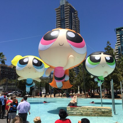 You would have done a much better job Powerpuff Girls.
