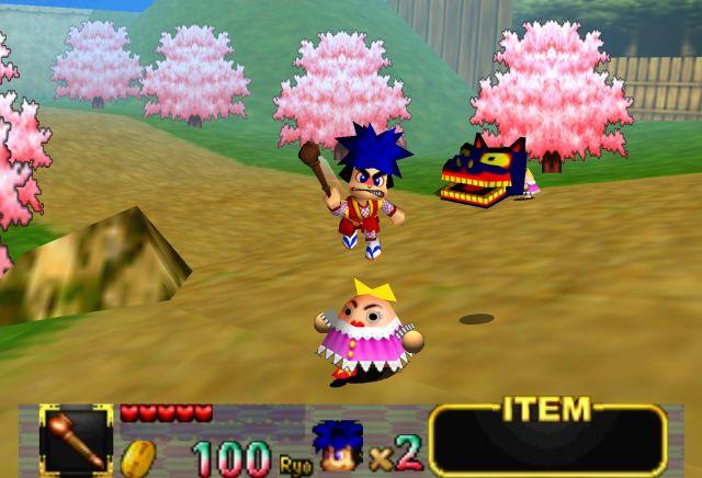 [Análise Retro Game] - Mystical Ninja Starring Goemon - Nintendo 64 1