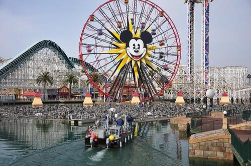 Pirates of Paradise Pier at Disney's California Adventure