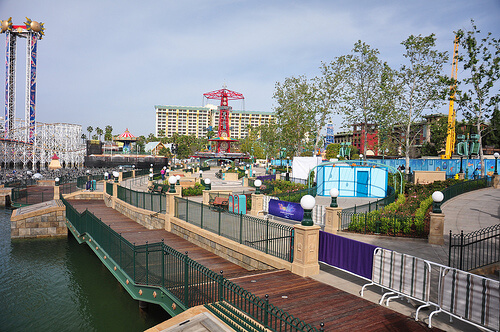 Paradise Park at Disney's California Adventure