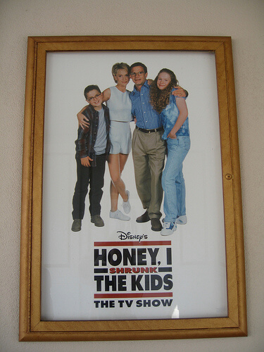 Honey, I Shrunk the Kids: The TV Show...?