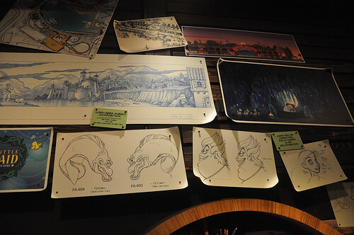 The Little Mermaid: Ariel's Adventure artwork