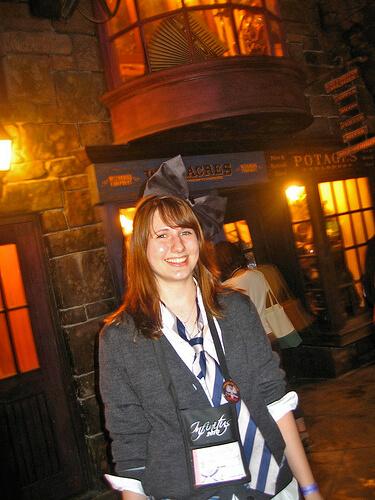 Hogwarts student costume