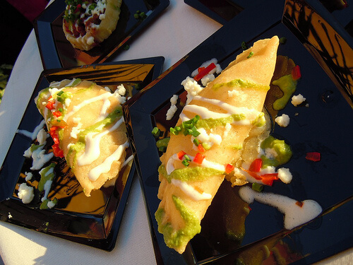 La Cantina de San Angel empanadas de queso