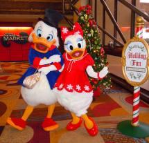 Scrooge Mcduck And Daisy Duck Week Meet