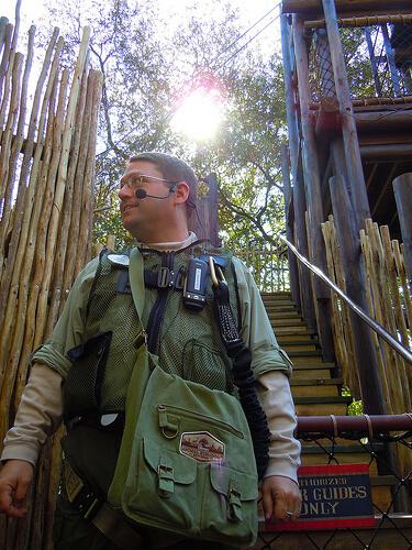 Wild Africa Trek guide