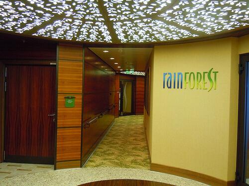 Rainforest Chill Spa - Senses Spa