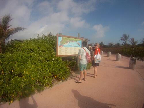 Map - Castaway Cay