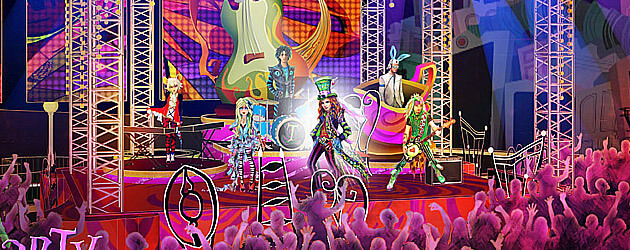 """Disneyland to debut Mad T Party inspired by Tim Burton's """"Alice in Wonderland"""", replacing ElecTRONica at Disney California Adventure"""