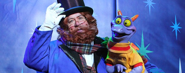 Dreamfinder and Figment, Courtesy of Inside the Magic