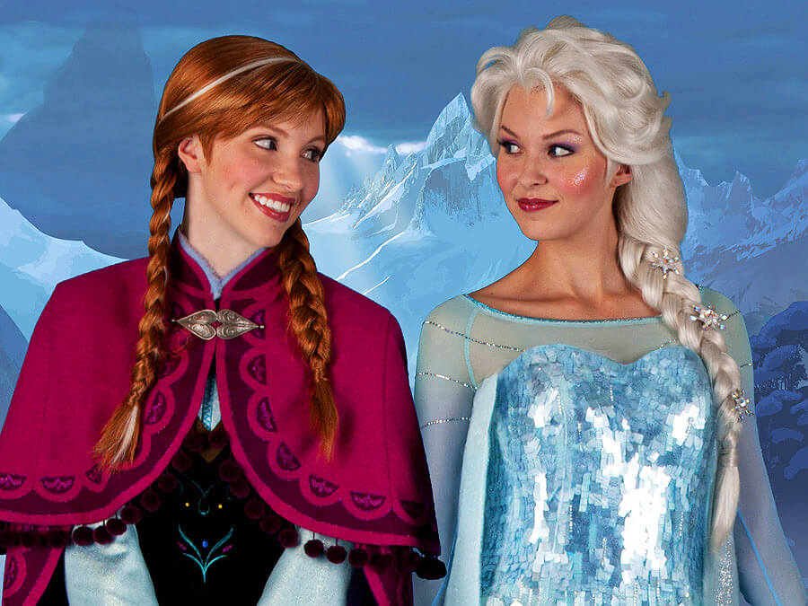 Anna and elsa to begin frozen character meet and greets at walt the norway meet and greet will continue through january 4 after which it is not clear where anna and elsa will end up m4hsunfo