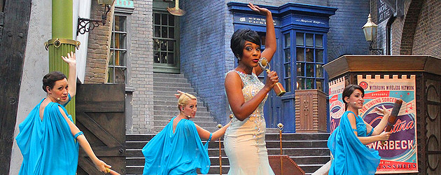 Image result for harry potter world, Celestina Warbeck