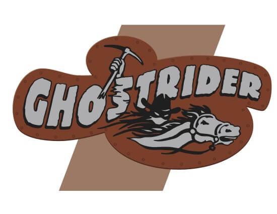 Knott's Berry Farm_GhostRider Logo