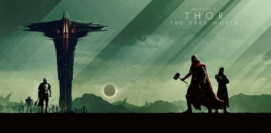 thor dark world phase 2 art