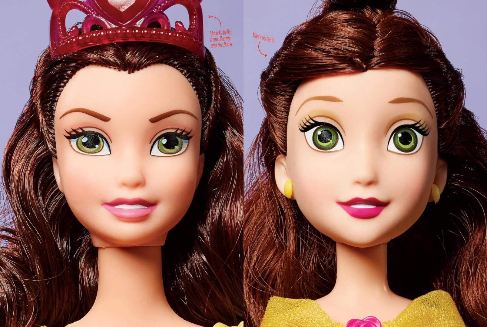 Hasbro S Takeover Of The 500 Million Disney Princess Doll