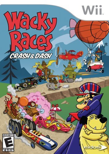 Wacky Races Wii