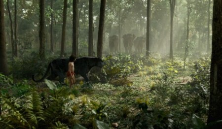 Mowgli Bagera Jungle Book