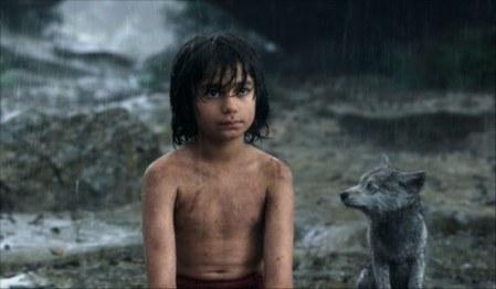 Mowgli Wolf Jungle Book