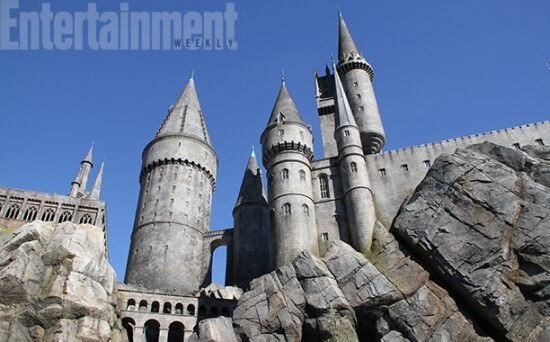 Wizarding World Harry Potter Universal Studios Hollywood