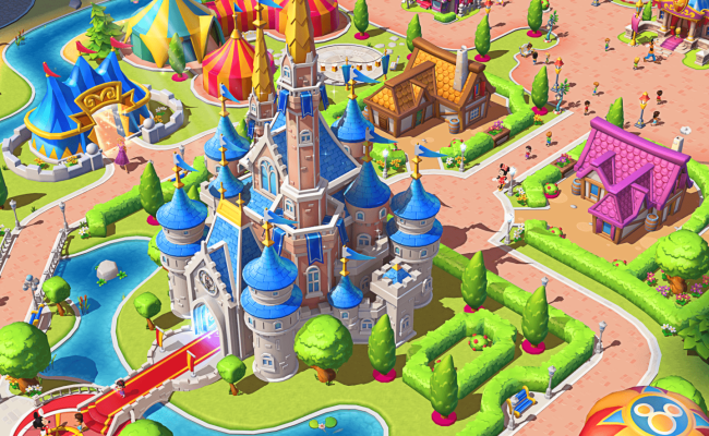 Video Disney Magic Kingdoms Mobile App Game To Be