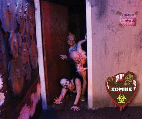 Zombie Outbreak 3